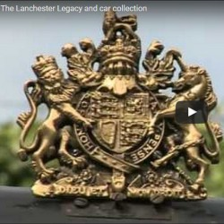the Lanchester Legacy and car collection