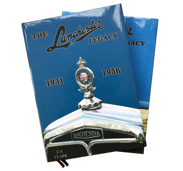 Lanchester Legacy Books